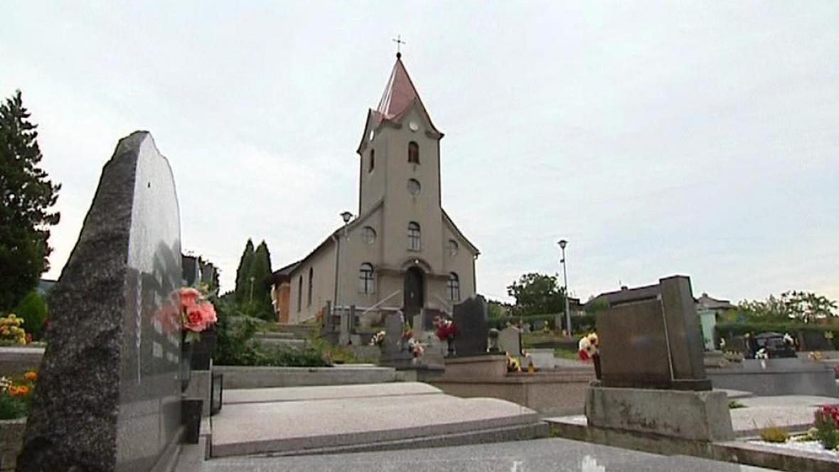 Kostel v Hrádku na Třinecku