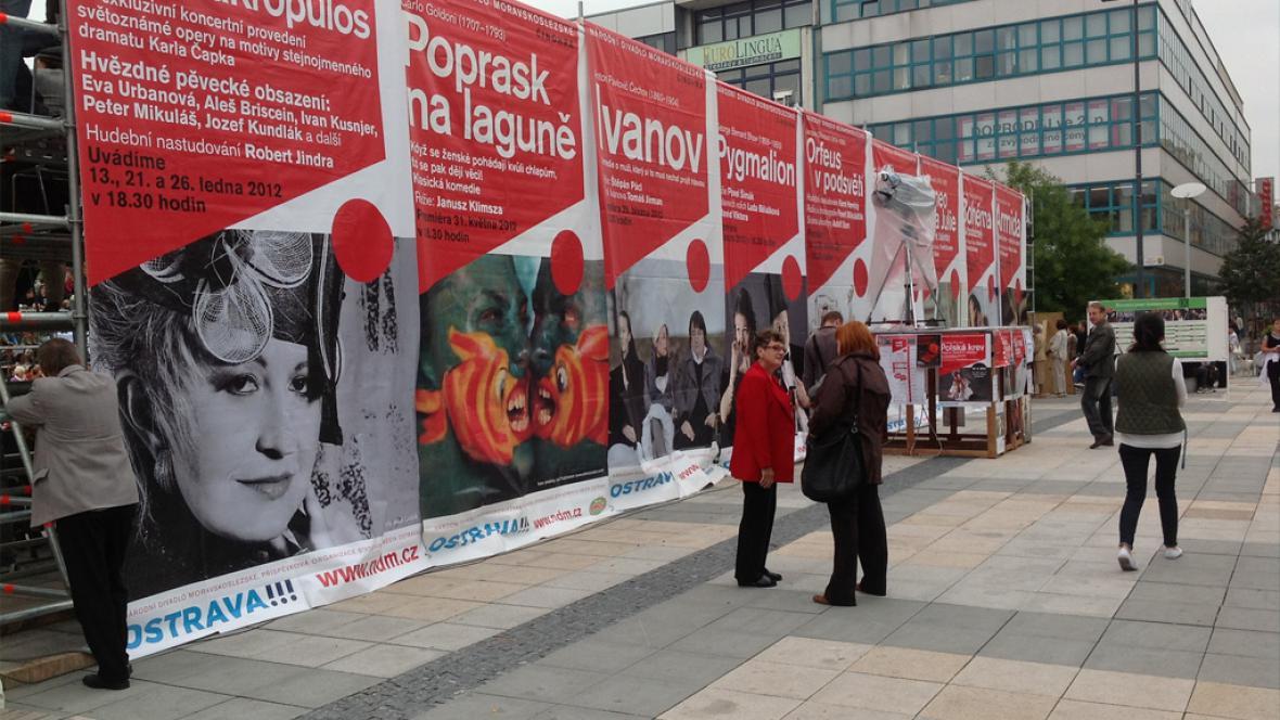 Ostrava odstartovala divadelní sezónu