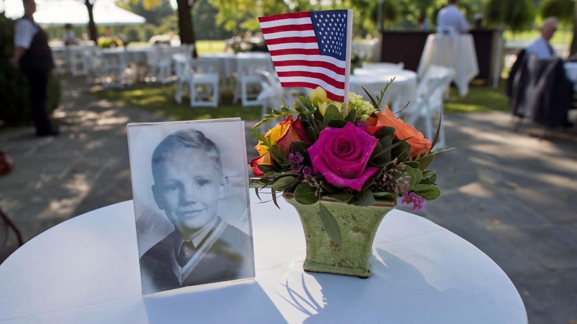Pohřeb Neila Armstronga