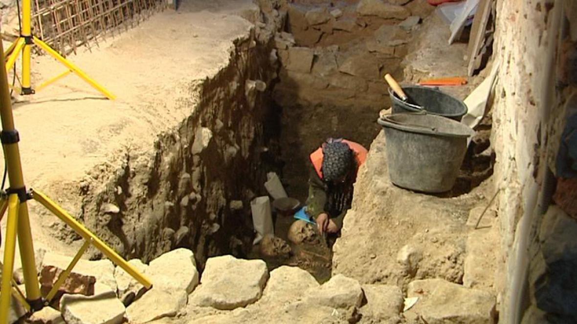 Archeologický průzkum v Litomyšli