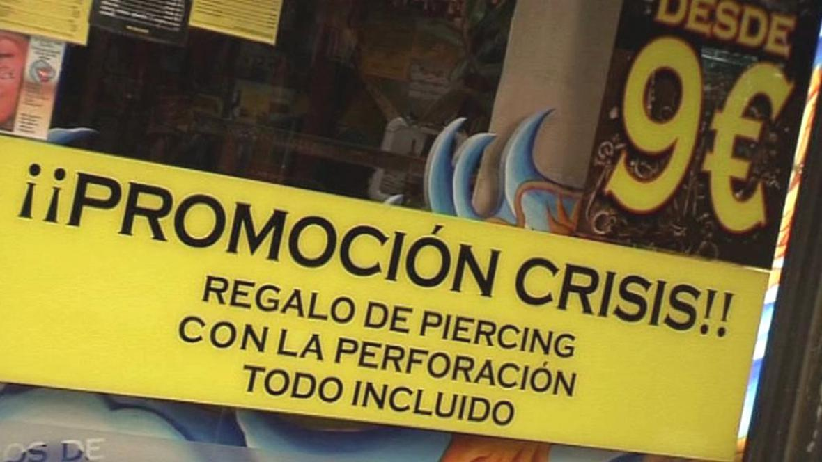 Krize ve Španělsku