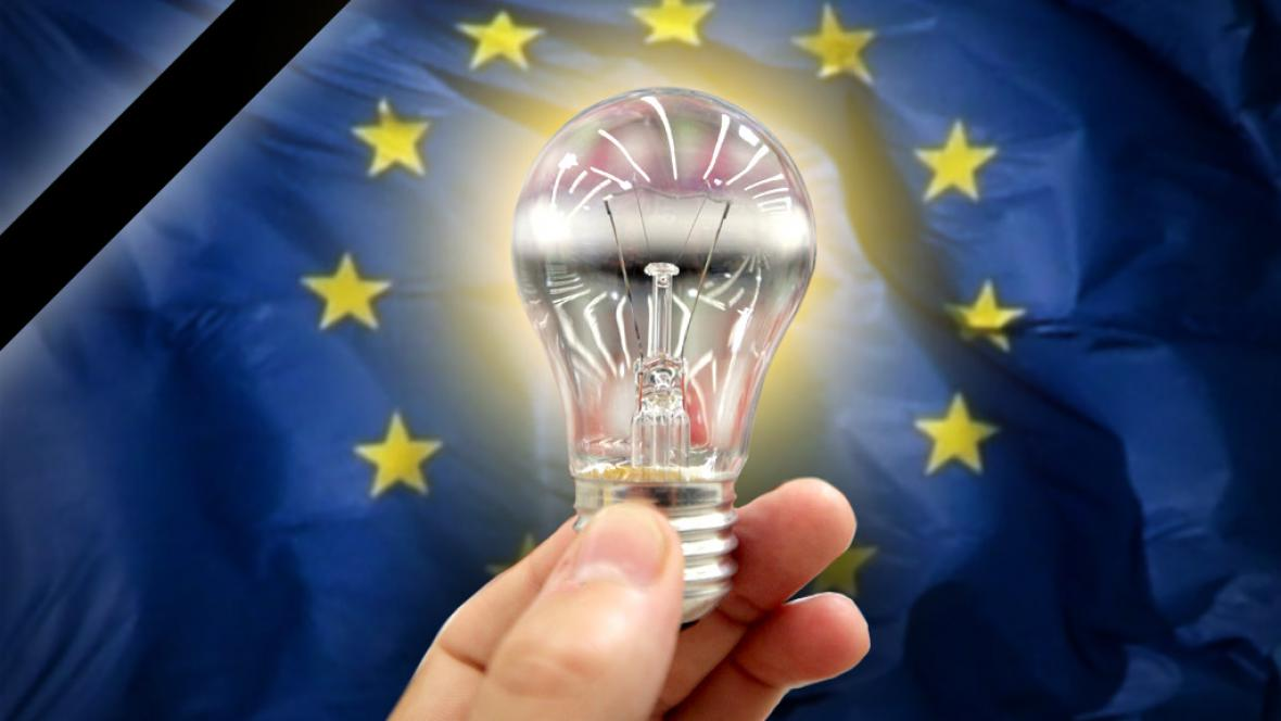 Konec žárovek v Evropě