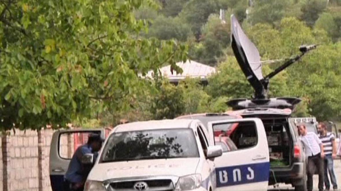 Nepokoje v Gruzii neustávají