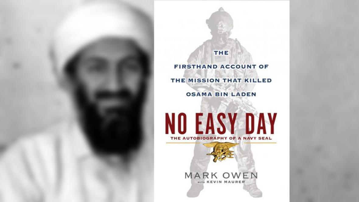 Kniha No Easy Day