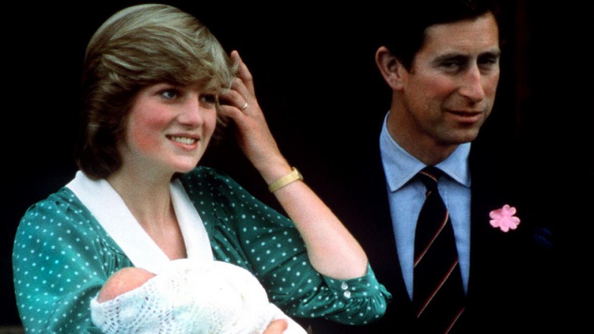 Princezna Diana s Charlesem
