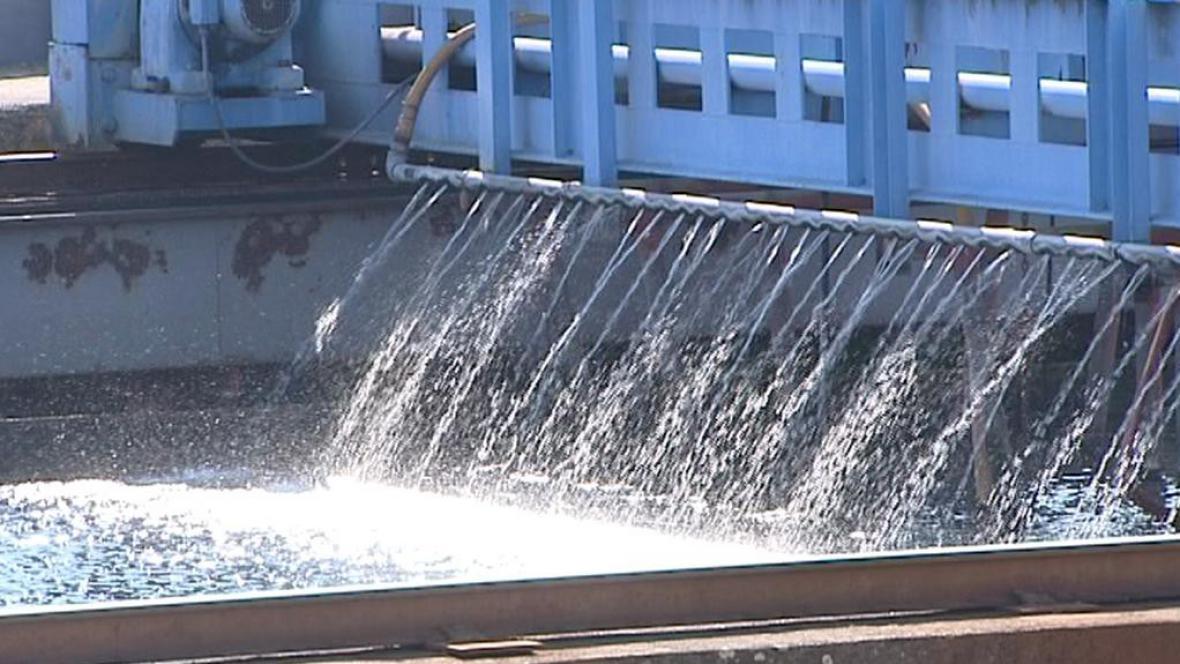 Čistírna odpadní vody