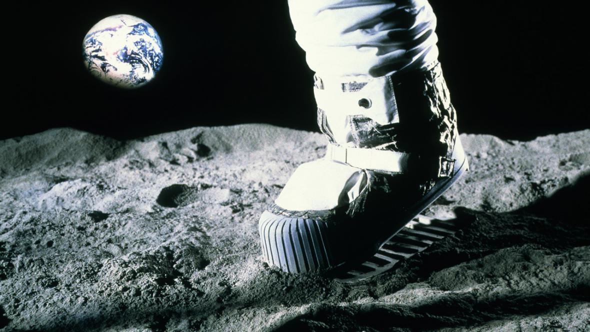Přistání na Měsíci - 1969