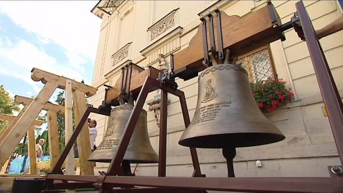 Nové zvony z německého Pasova