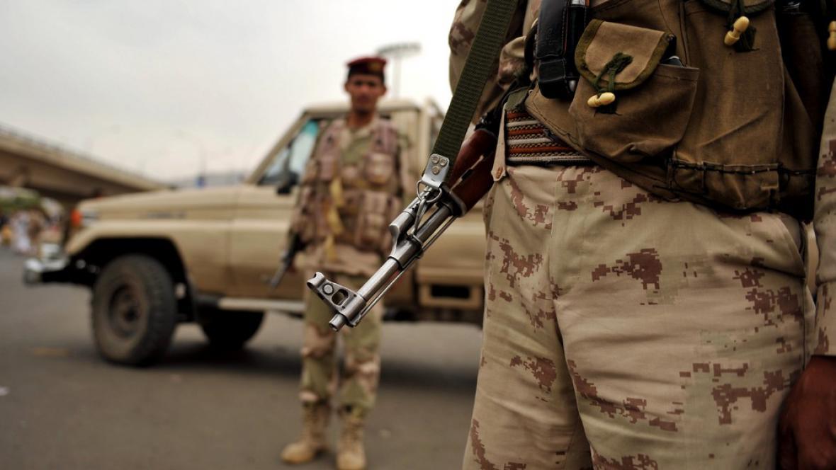 Boj s terorismem v Jemenu
