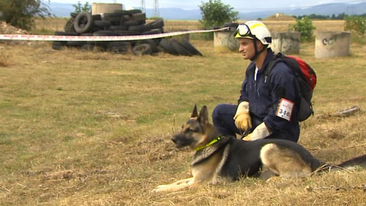 Pes záchranář