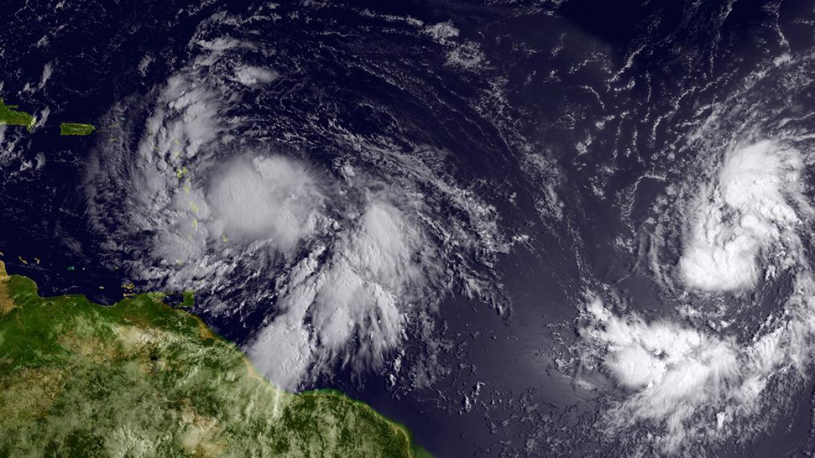 Bouře Isaac