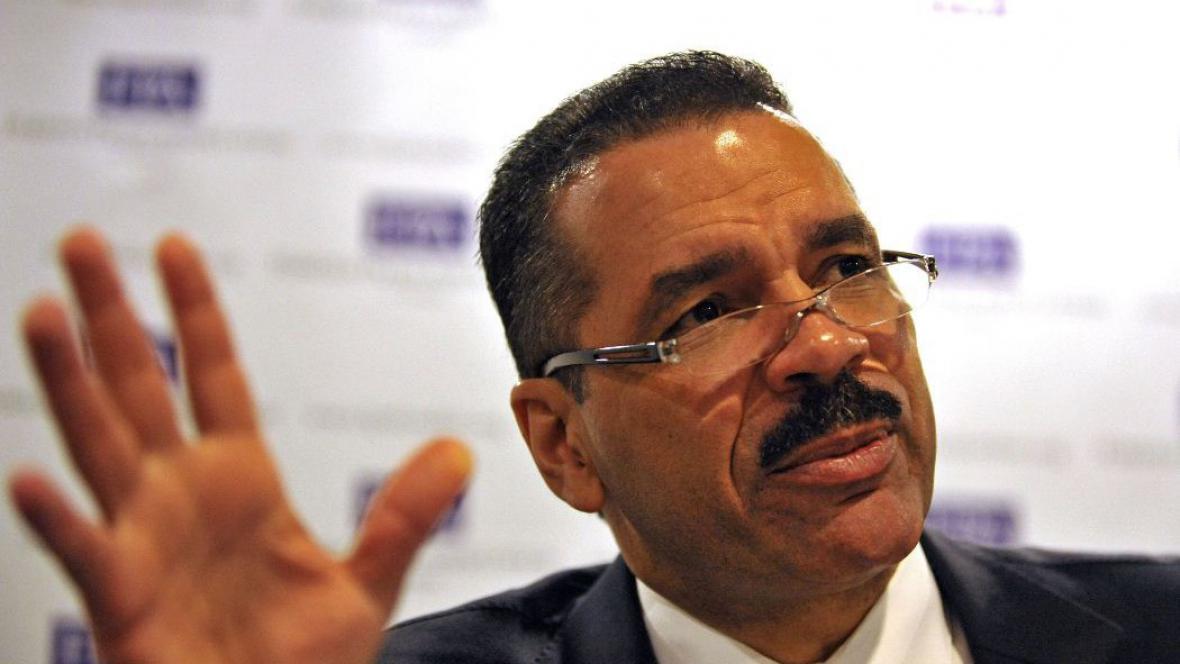 Generální tajemník Interpolu Ronald Noble