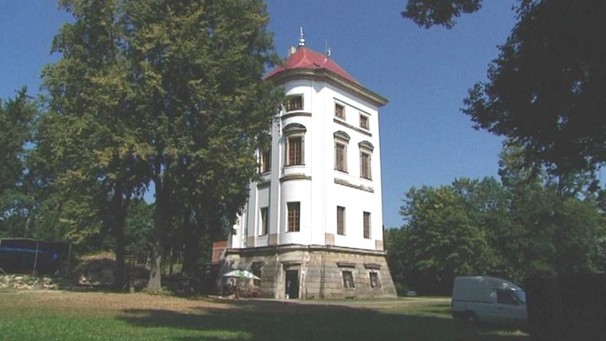 Zámek Rudoltice u Lanškrouna
