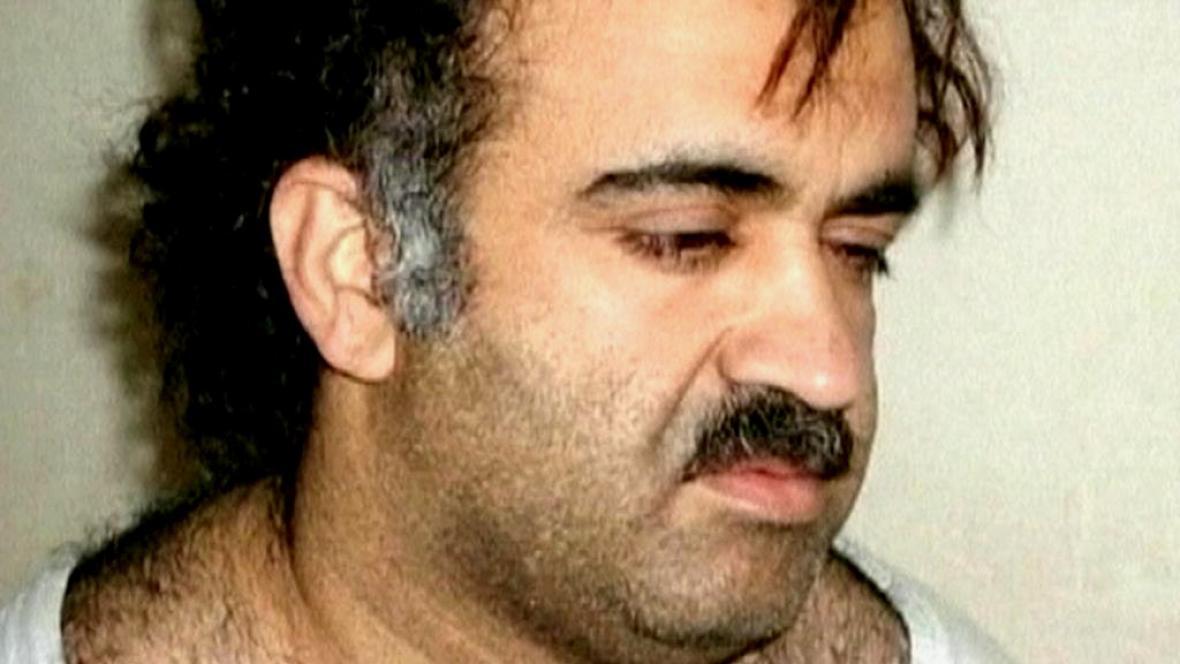 Pákistánec Chálid Šajch Muhammad