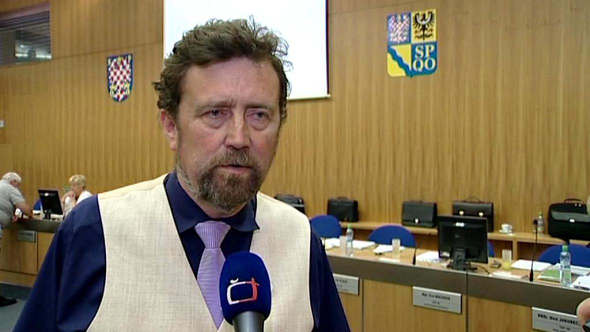 Náměstek olomouckého primátora Ivo Vlach