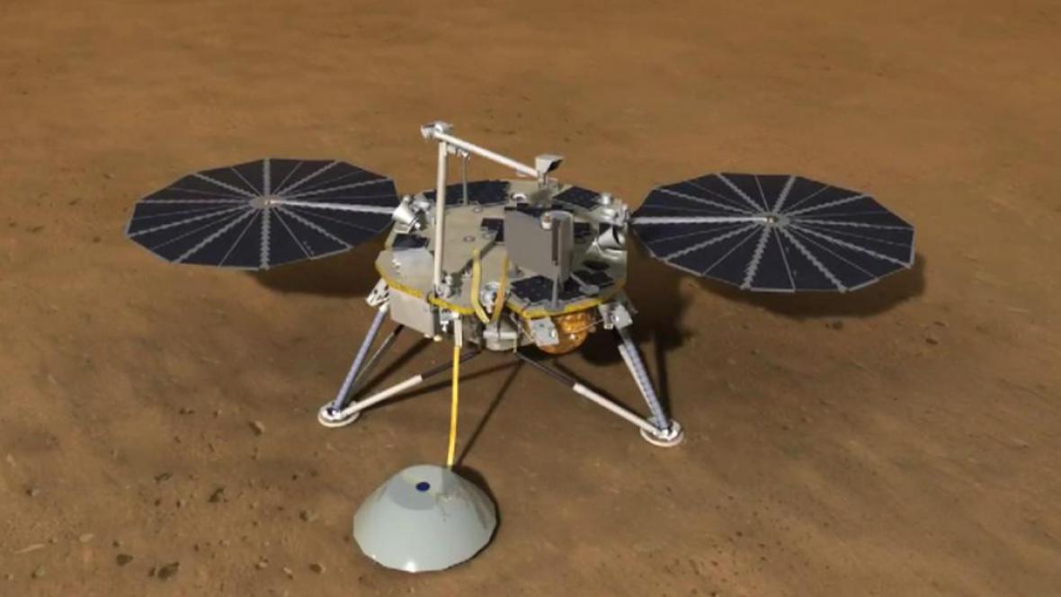 Zkoumání Marsu