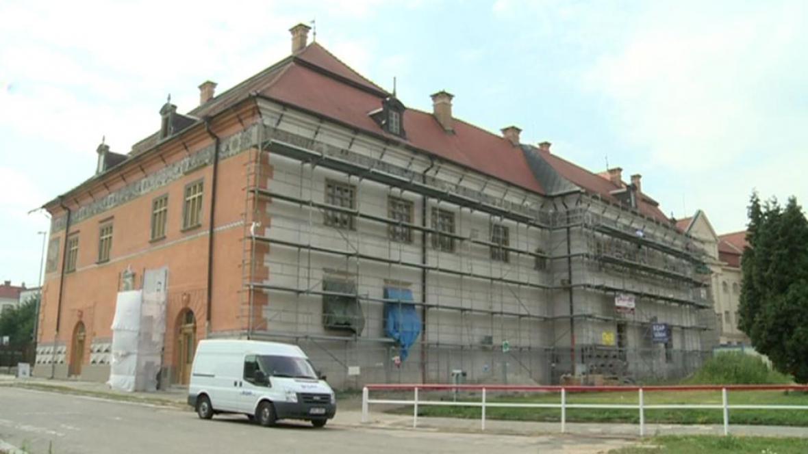 Prostějovský zámek