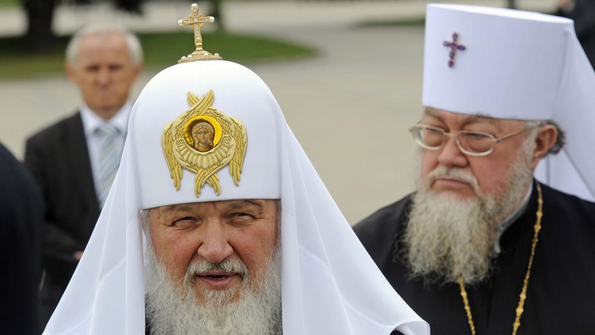 Patriarcha Kirill v Polsku