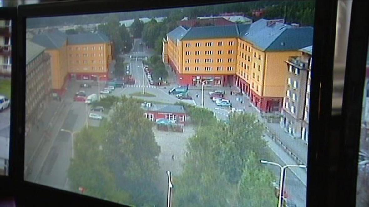 Kamerový systém v Havířově-Šumbarku