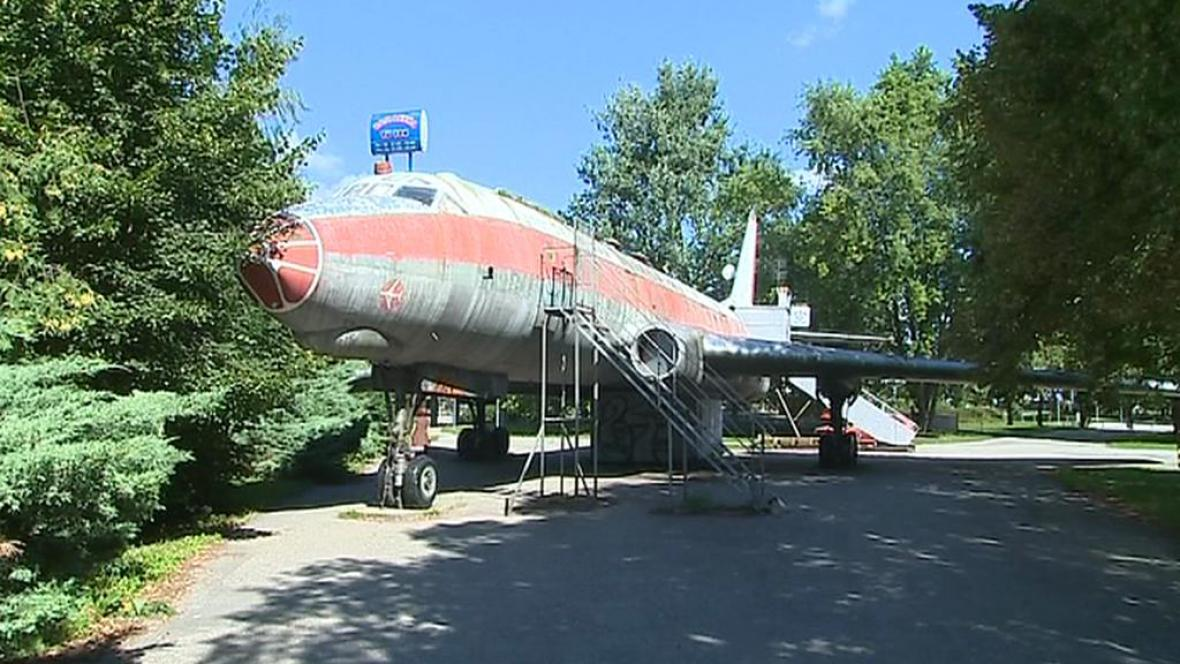 Olomoucké letadlo