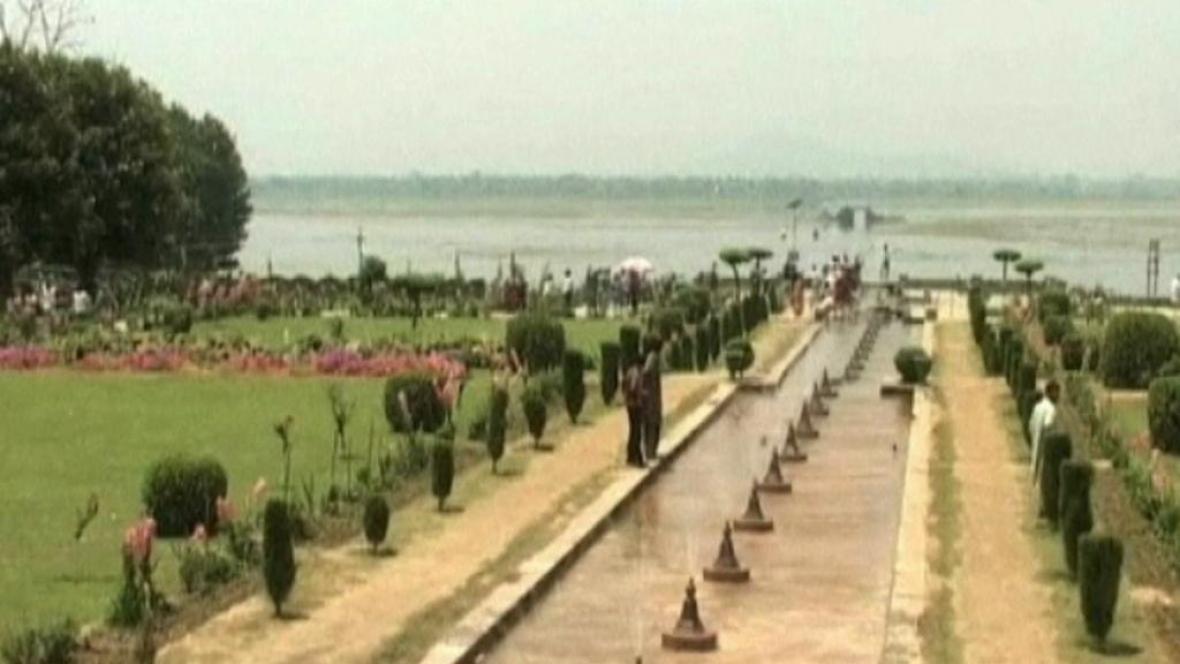 Mughalské zahrady