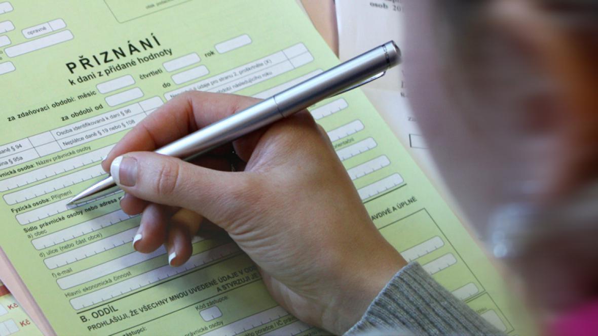 Přiznání k dani z přidané hodnoty