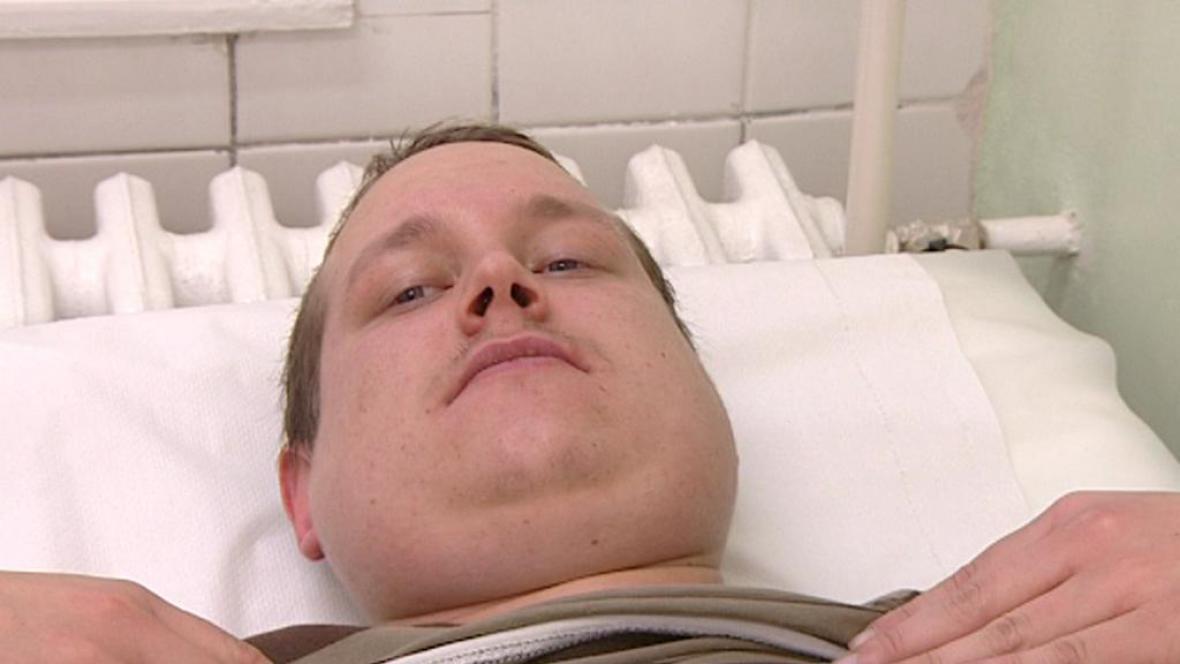 Pacient s příušnicemi