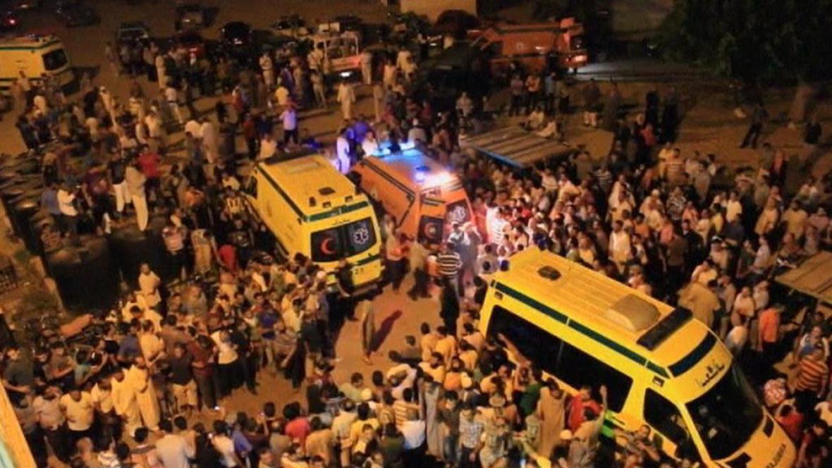 Přestřelka na hranicích Egypta a Izraele