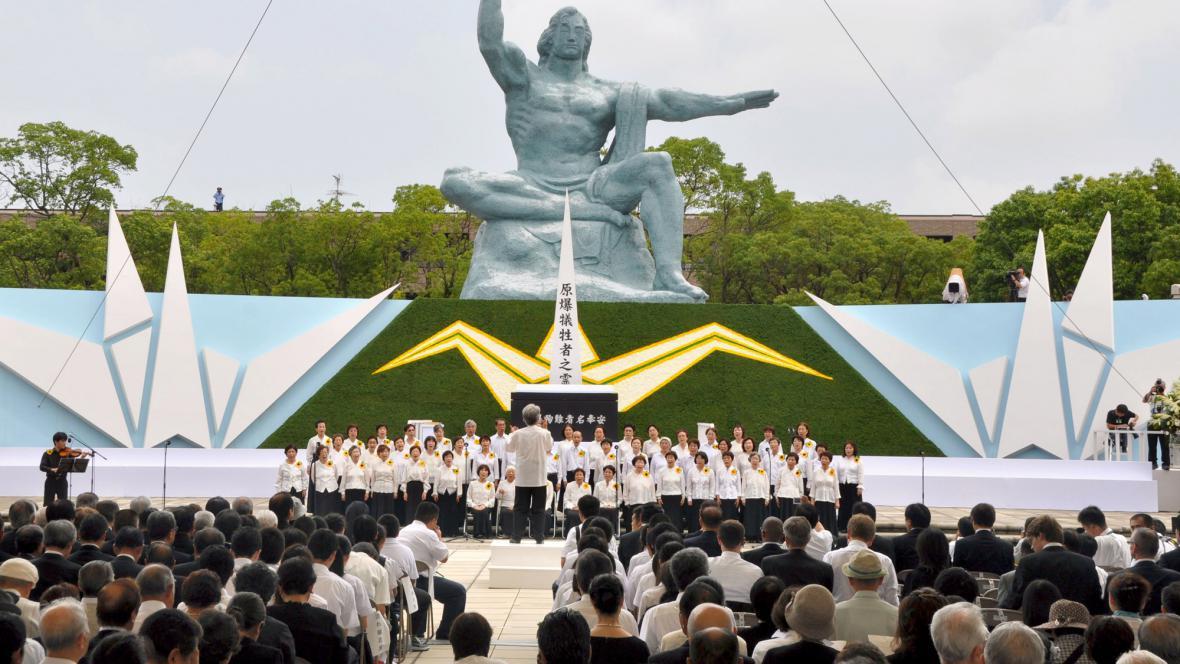 Pieta v Nagasaki