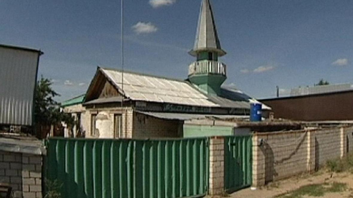 Sídlo muslimské sekty v ruské Kazani