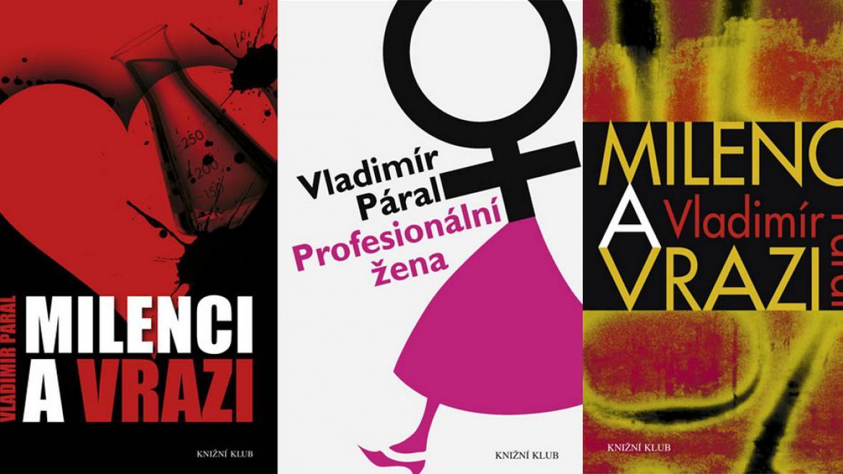 Knihy Vladimíra Párala