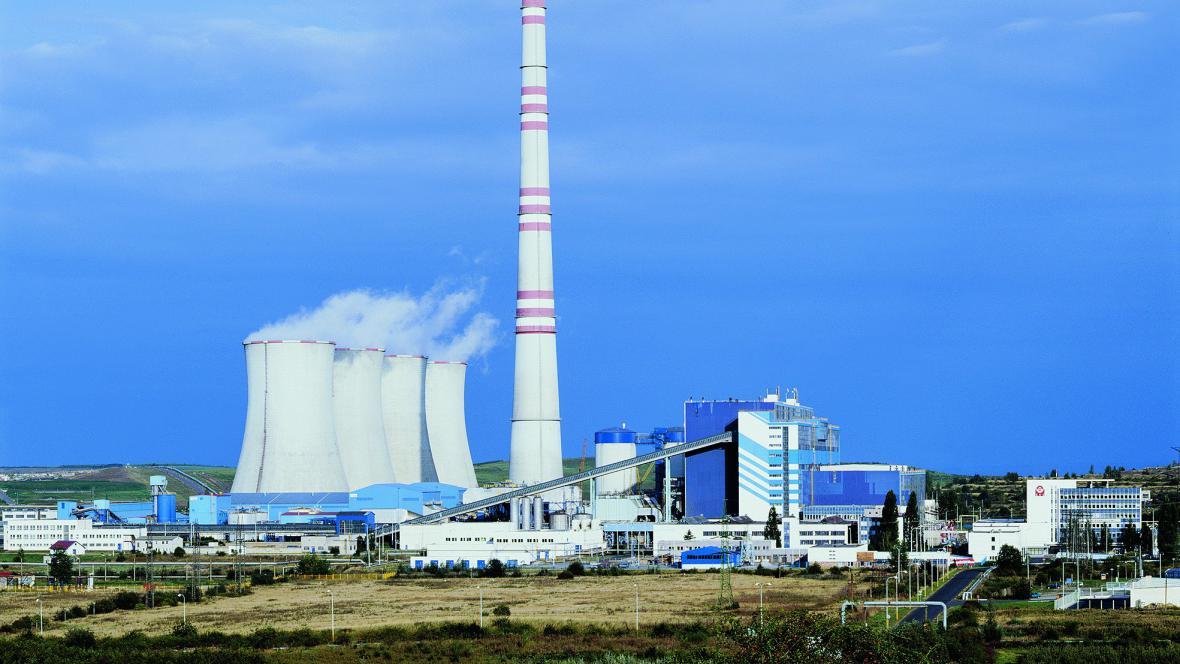 Elektrárna Tušimice