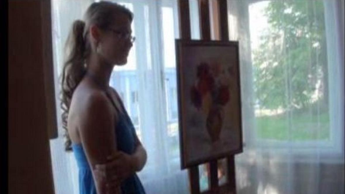 Výstava obrazů Evy Dvořákové-Dalecké