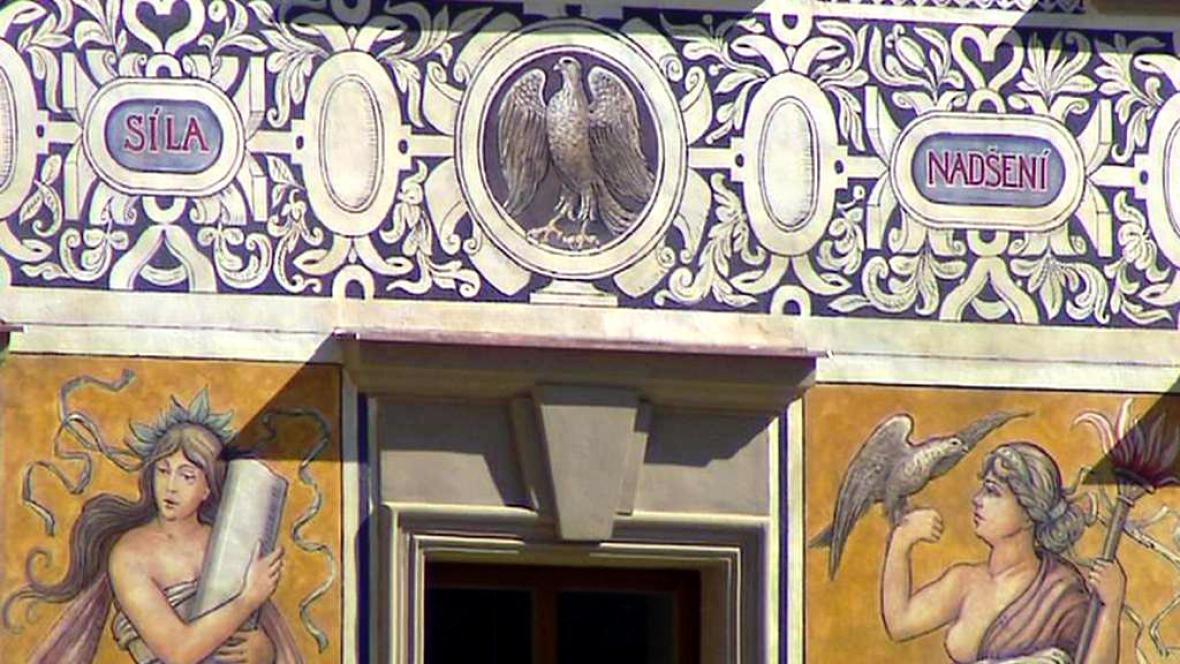 Národní dům v Prachaticích