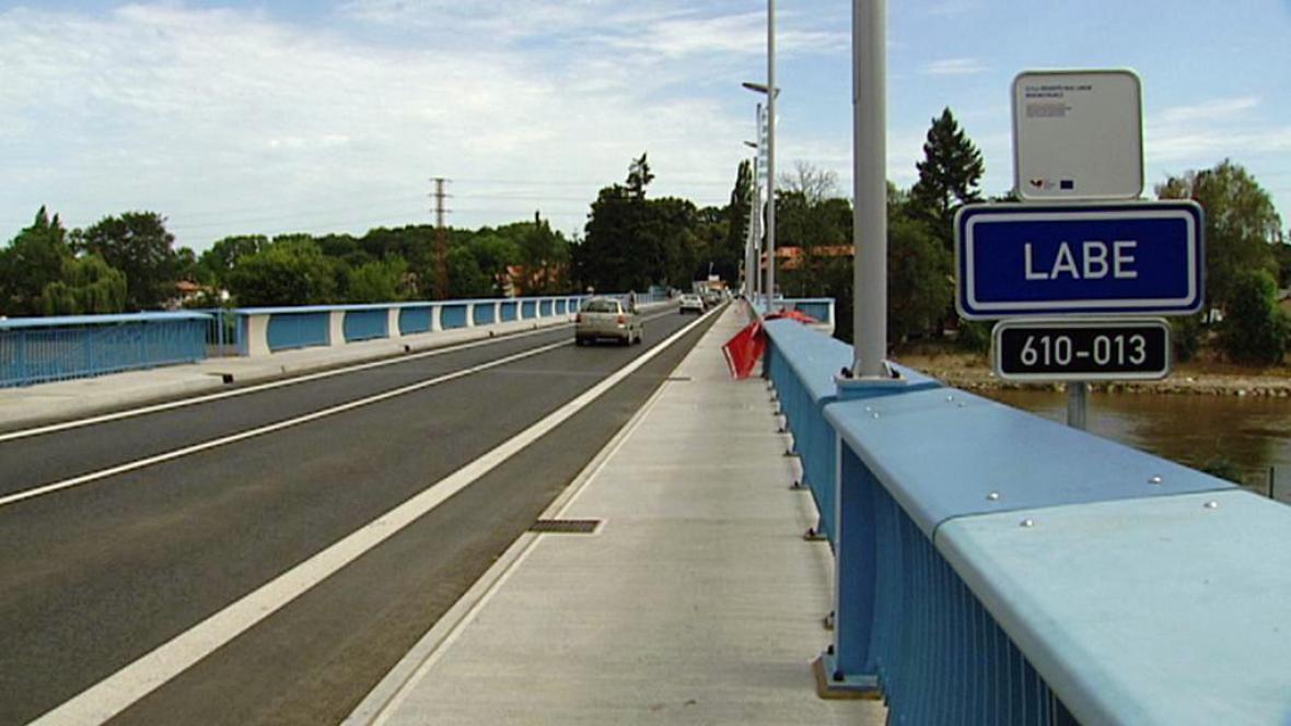 Most z Brandýsa nad Labem do staré Boleslavi