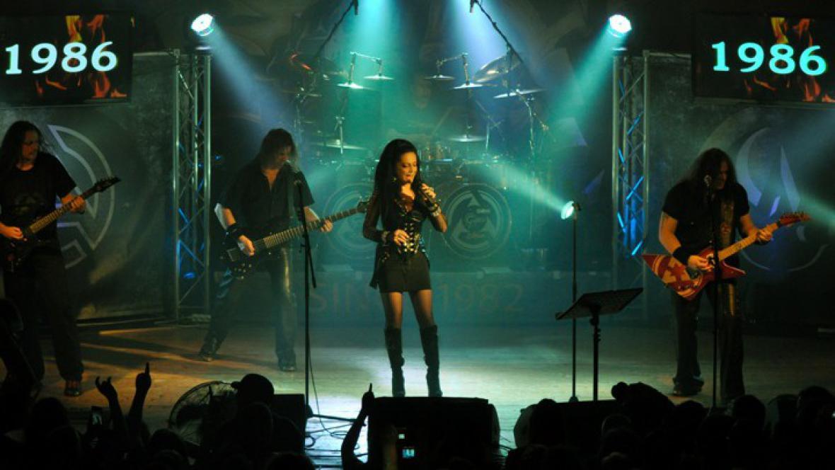 XXX Tour Arakainu s Lucií Bílou