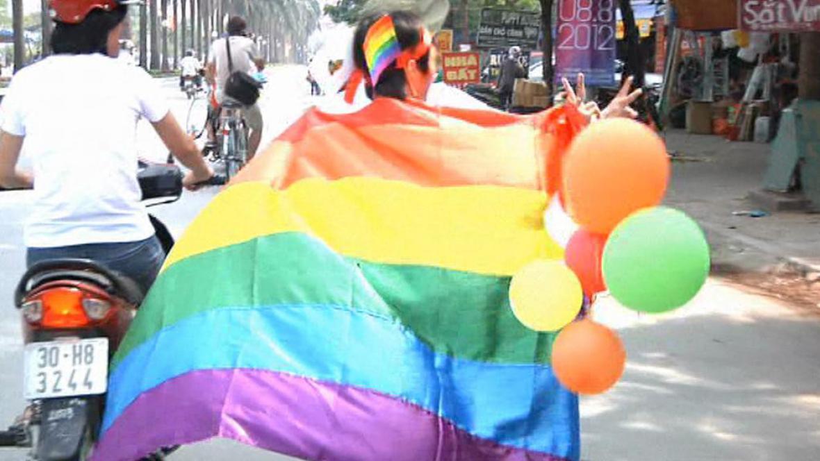 Gay Pride ve Vietnamu