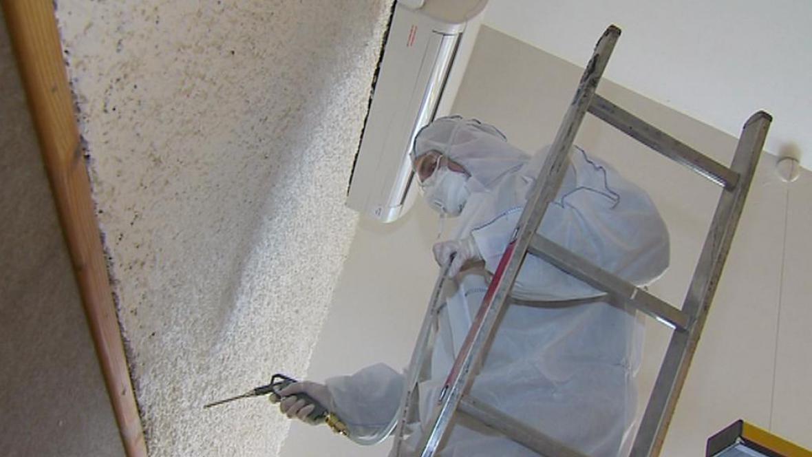 Odstraňování azbestu