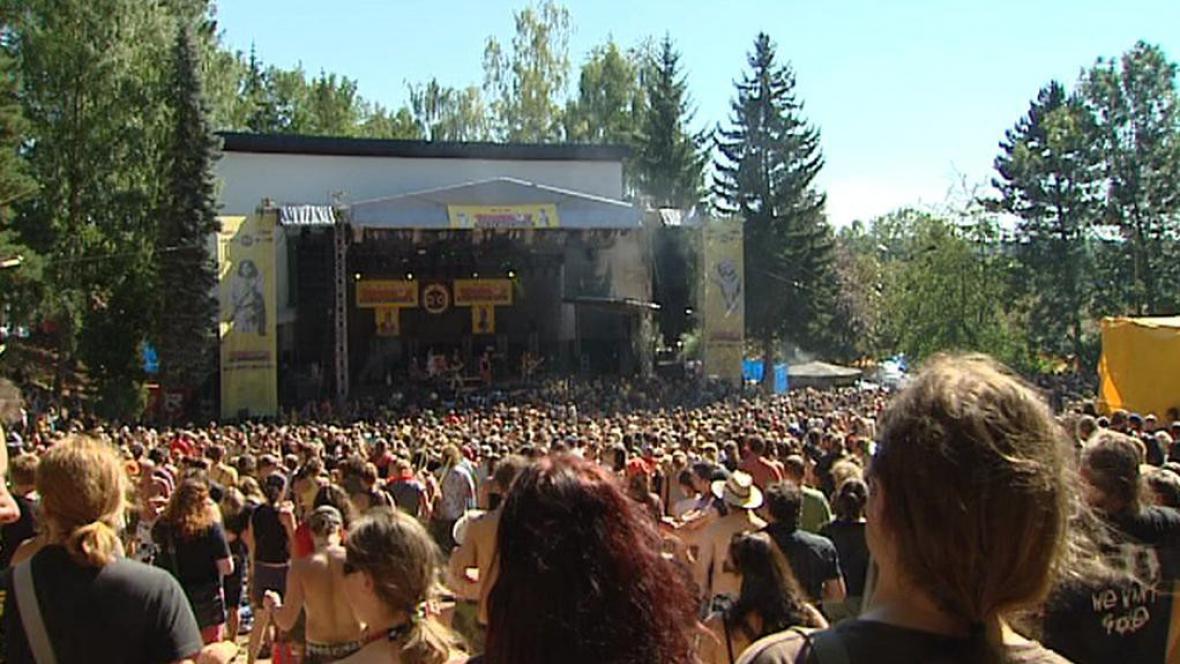Open air festival v Trutnově