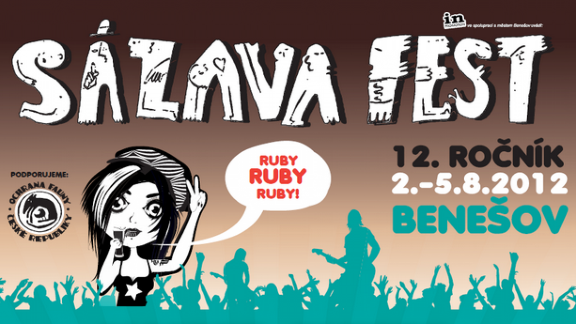 Sázavafest 2012