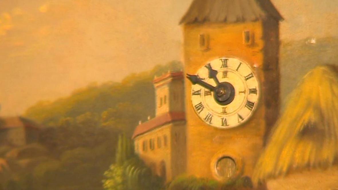 Obrazové hodiny