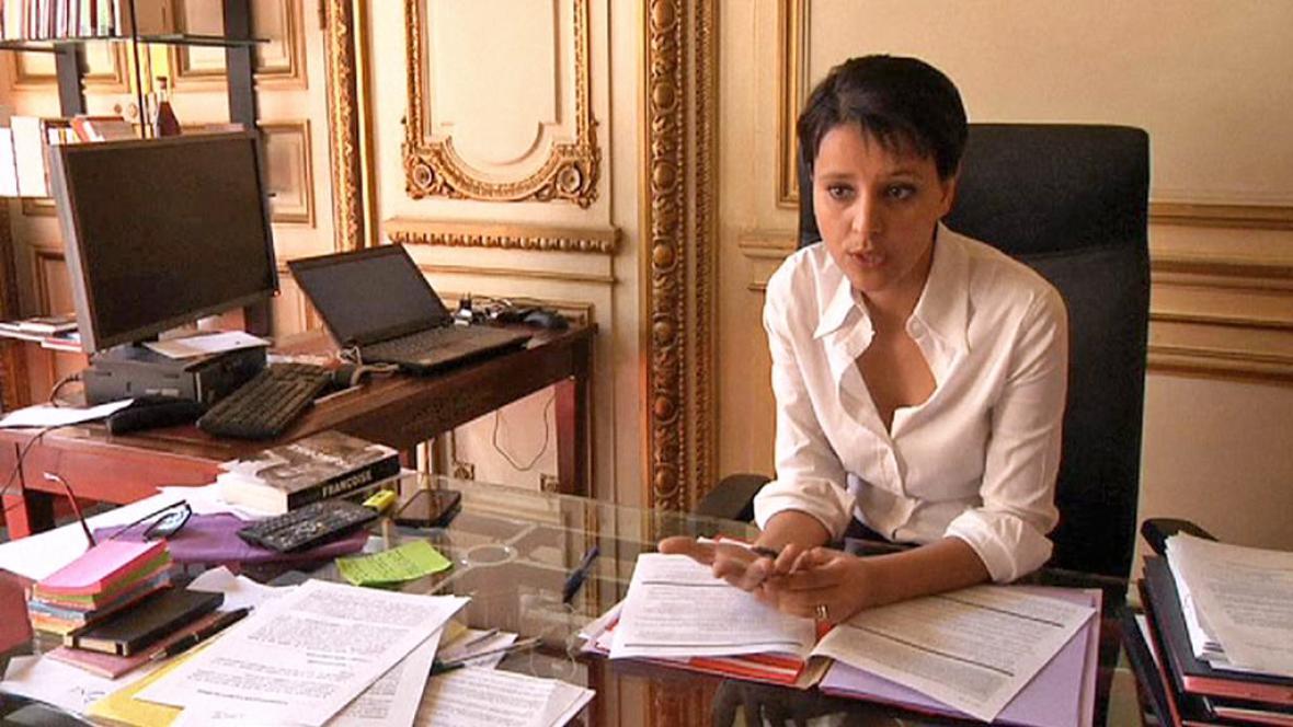 Najat Vallaud-Belkacemová