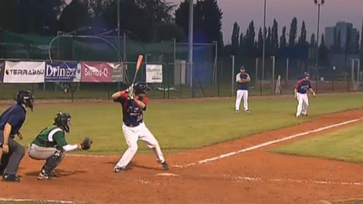 Čeští baseballisté do 21 let vezou opět z ME medaili