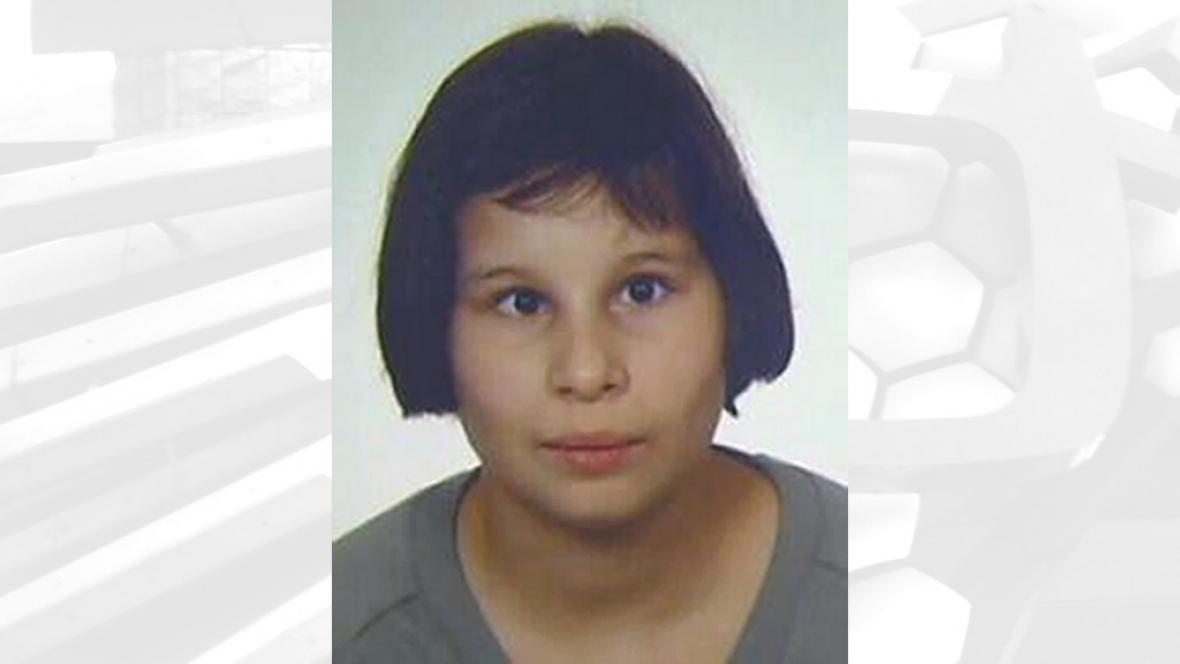 Pohřešovaná Tereza Štecherová