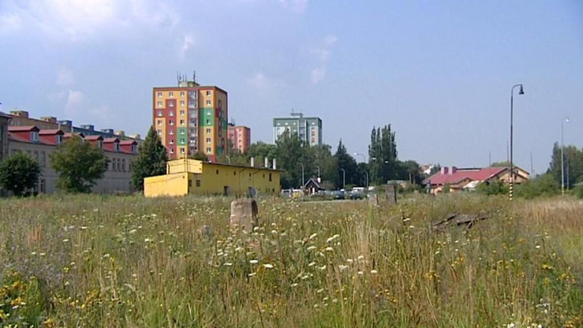 Oblast Dolního nádraží