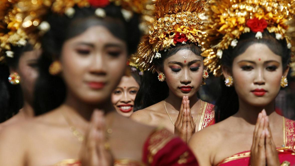 Festival na Bali