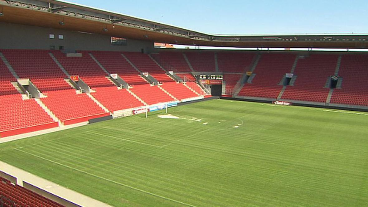 Stadion v Edenu