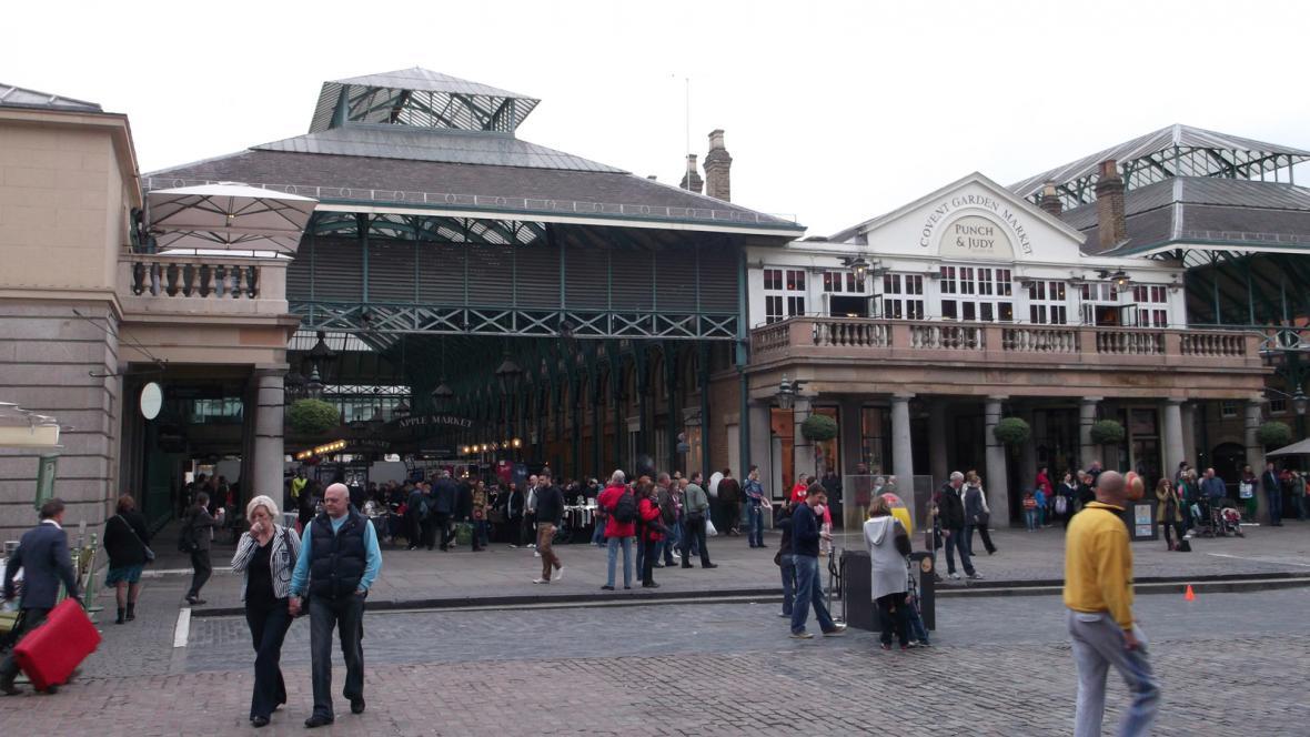 Tržnice Covent Garden