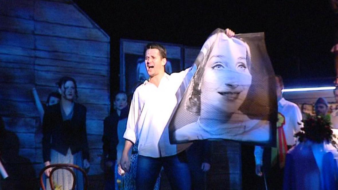 Představení Evita