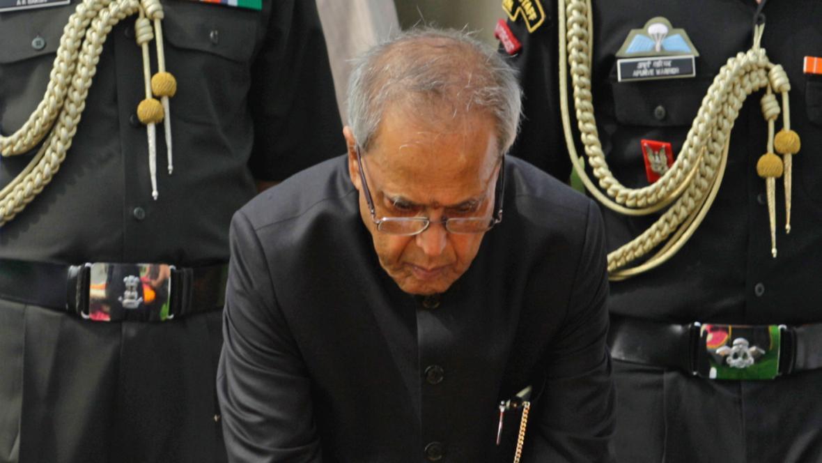 Pranáb Mukherdží